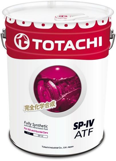 Трансмиссионное масло Totachi ATF SP IV (20 л.) 4589904921438