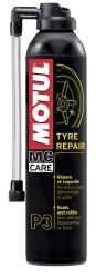 Motul MC Care P3 Tyre Repair Аэрозоль для ремонта шин (0,3 л.) 102990