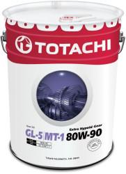 Трансмиссионное масло Totachi Extra Hypoid Gear 80W-90 (20 л.) 4562374691971