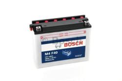 Аккумулятор Bosch M4 12V 16Ah 120A 205x72x164 о.п. (-+) 0092M4F400