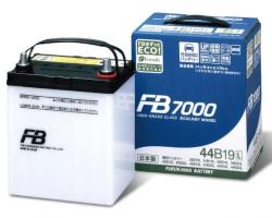 Аккумулятор Furukawa Battery FB7000 40Ah 360A 185x125x227 о.п. (-+) 44B19L