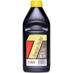 Тормозная жидкость TRW DOT 5.1 (1 л.) PFB501