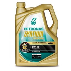 Моторное масло Petronas Syntium 7000 DM 0W-30 (5 л.) 70181M12EU