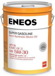 Моторное масло Eneos Super Gasoline SL 5W-30 (20 л.) Oil1360