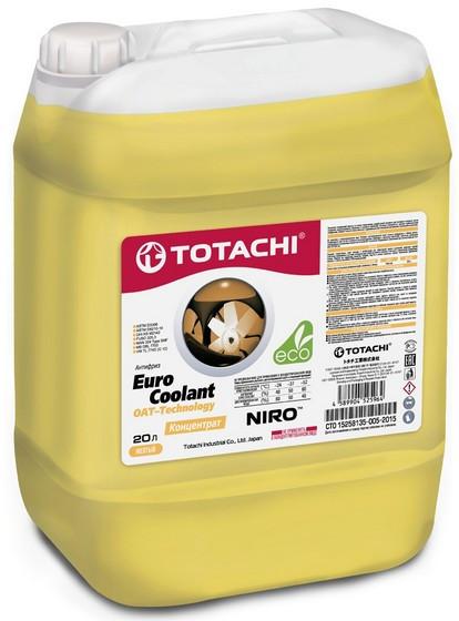 Охлаждающая жидкость Totachi Niro Euro Coolant OAT-Technology (20 л.) 4589904525971