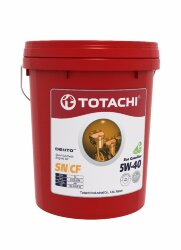 Моторное масло Totachi DENTO Eco Gasoline 5W-40 (18 л.) 4589904528217