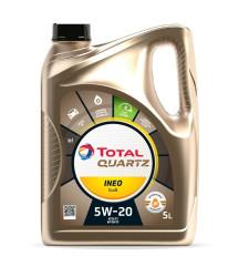Моторное масло Total Quartz Ineo EcoB 5W-20 (5 л.) 213979