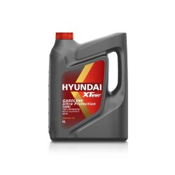 Моторное масло Hyundai (Kia) Xteer Gasoline Ultra Protection 5W-40 (6 л.) 1061126