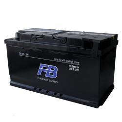 Аккумулятор Furukawa Battery Premium Gold SMF 100Ah 850A 353x175x190 о.п. (-+) LN5DIN100