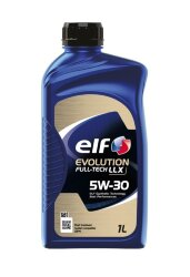 Моторное масло Elf Evolution Fulltech LLX 5W-30 (1 л.) 213905