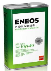 Моторное масло Eneos Premium Diesel 10W-40 CJ-4 (1 л.) 8809478943022