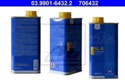 Тормозная жидкость ATE DOT 4 SL.6 (1 л.) 03990164322