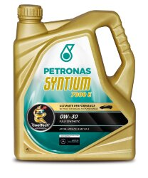 Моторное масло Petronas Syntium 7000 E 0W-30 (4 л.) 70180K1YEU