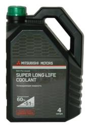 Охлаждающая жидкость Mitsubishi Super Long Life Coolant 60 (4 л.) MZ320292