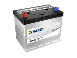 Аккумулятор Varta Стандарт 75Ah 680A 258x175x223 п.п. (+-) 575311068