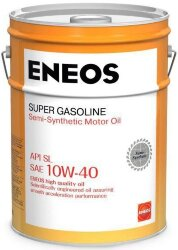 Моторное масло Eneos Super Gasoline SL 10W-40 (20 л.) Oil1356