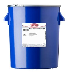 Литиевая смазка Meguin Lithium-Komplexfett LX2P (15 кг.) 8647