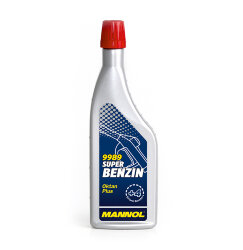 Mannol Super Benzin Octan Plus Присадка в бензин (0,2 л.) 2125