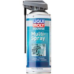 Liqui Moly Marine Multi-Spray Мультиспрей для водной техники (0,4 л.) 25052