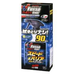Soft99 Fusso Spray 3 Months Защитное покрытие кузова для всех цветов (0,4 л.) 00088