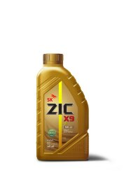Моторное масло ZIC X9 LS Diesel 5W-40 (1 л.) 132609