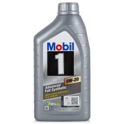 Моторное масло Mobil 1 0W-20 (1 л.) 152560