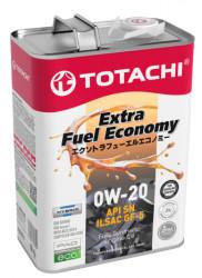 Моторное масло Totachi Extra Fuel Economy 0W-20 (4 л.) 4562374690622
