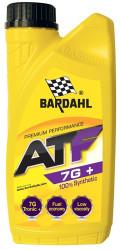 Трансмиссионное масло Bardahl ATF 7G + (1 л.) 35991