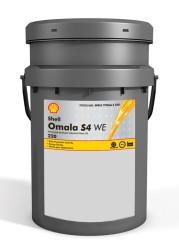 Редукторное масло Shell Omala S4 WE 220 (20 л.) 550043648