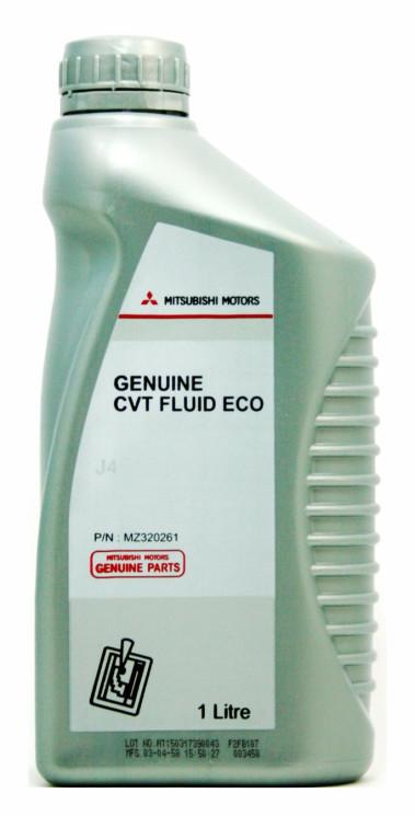 Трансмиссионное масло Mitsubishi CVT Fluid Eco J4 (1 л.) MZ320261