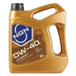 Моторное масло NGN Synergy 0W-40 (4 л.) V172085312