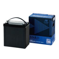 Аккумулятор Furukawa Battery ECHNO HV 35Ah 270A 196x128x227 о.п. (-+) S34B20L
