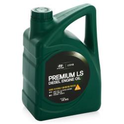 Моторное масло Hyundai (Kia) Premium LS Diesel 5W-30 (4 л.) 05200-00411