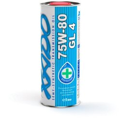 Трансмиссионное масло XADO Atomic Oil 75W-80 GL-4 (1 л.) XA 28131-XA 20131