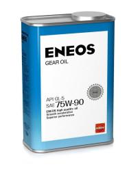 Трансмиссионное масло Eneos Gear 75W-90 GL-5 (1 л.) Oil1366