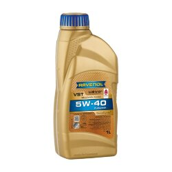 Моторное масло Ravenol VST 5W-40 (1 л.) 1111136001