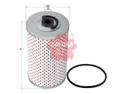 Топливный фильтр Sakura F2604