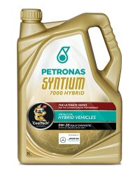 Моторное масло Petronas Syntium 7000 Hybrid 0W-20 (5 л.) 70289M12EU