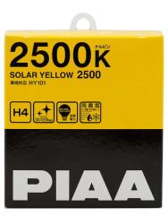 Автолампа PIAA Bulb Solar Yellow H4 2500K HY101-H4