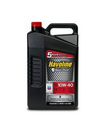 Моторное масло Chevron Havoline Motor Oil 10W-40 (4,73 л.) 076568796396