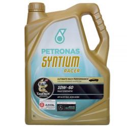 Моторное масло Petronas Syntium Racer 10W-60 (5 л.) 70000M12EU
