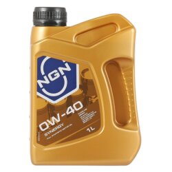 Моторное масло NGN Synergy 0W-40 (1 л.) V172085617