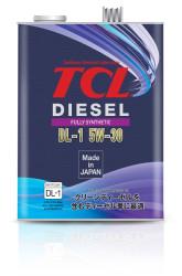 Моторное масло TCL Diesel 5W-30 (4 л.) D0040530