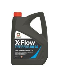 Моторное масло Comma X-Flow Type F Plus 5W-30 (4 л.) XFFP4L