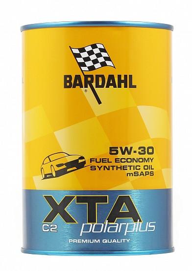 Моторное масло Bardahl XTA Polarplus 5W-30 Fuel Economy (1 л.) 301040