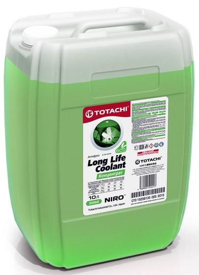 Охлаждающая жидкость Totachi Niro Long Life Coolant (10 л.) 4589904925047