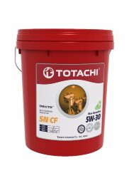 Моторное масло Totachi DENTO Eco Gasoline 5W-30 (18 л.) 4589904528262