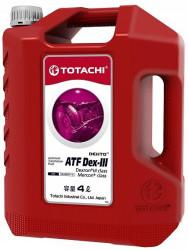 Трансмиссионное масло Totachi DENTO ATF Dexron III (4 л.) 4589904921049