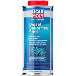 Liqui Moly Marine Diesel Bacteria Stop Антибактериальная присадка для дизельных систем водной техники (0,5 л.) 25059