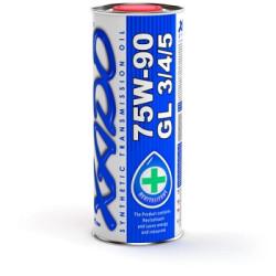 Трансмиссионное масло XADO Atomic Oil 75W-90 GL-3/4/5 (1 л.) XA 28118-XA 20118